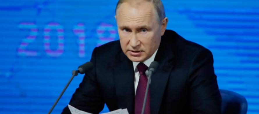 Путін заявив, що Росія готова захищати вірян у сусідніх країнах