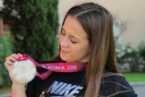 Чемпіонка України з вільної боротьби Ангеліна Лисак: Щоб зігнати вагу, бігала навіть після сутички