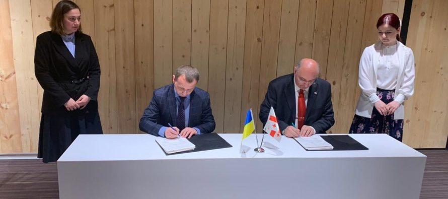 Львівщина поглибить співпрацю із Кахетинським краєм Грузії