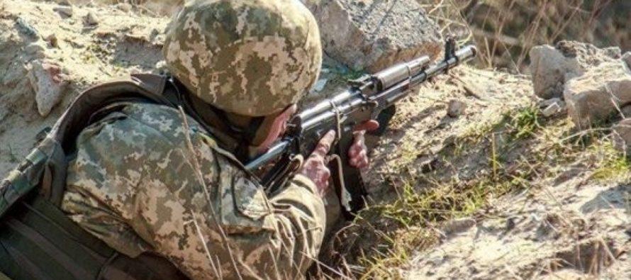 Доба в ООС: 13 обстрілів, одного нашого воїна поранено