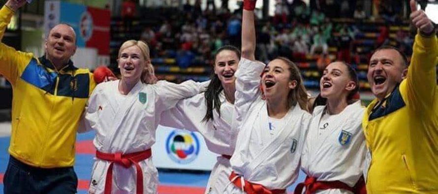 Чемпіонка Європи Діана Шостак: З першого тренування зрозуміла, що залишуся в карате надовго