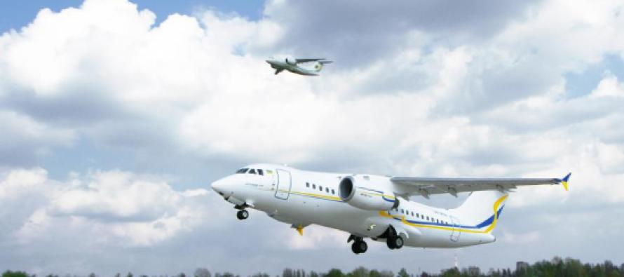 Україна модернізує літак АН-158