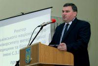 Володимир Стибель: Ще жоден випускник ветеринарного університету не залишився без роботи